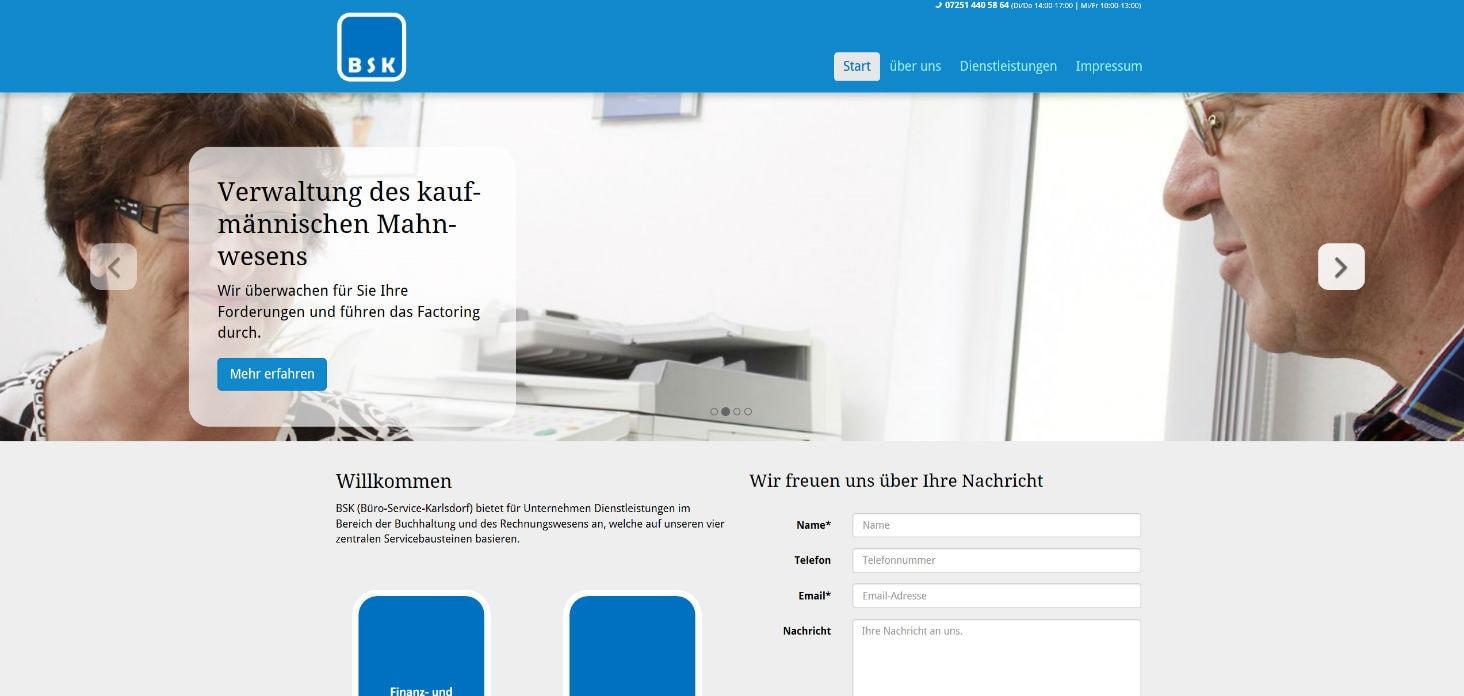 Büro-Service-Karlsdorf