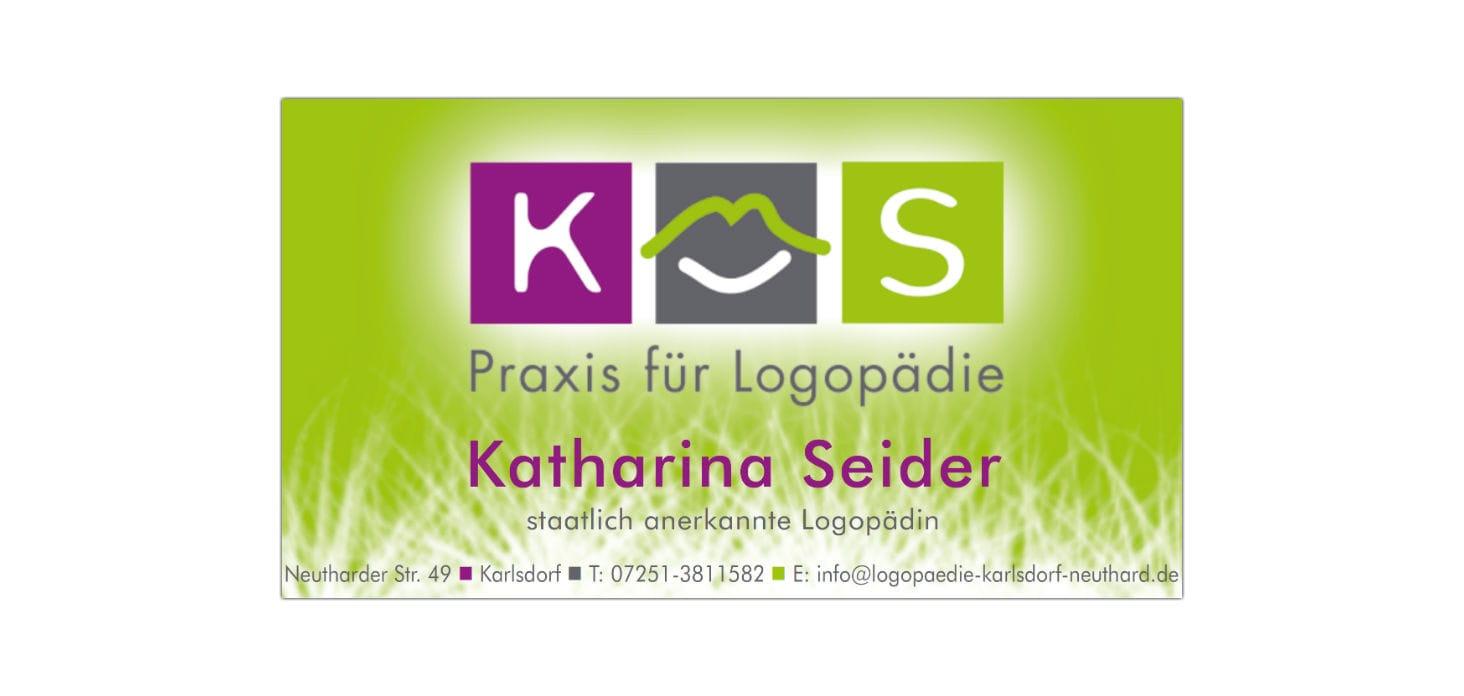 Logopädie Seider Advertisement