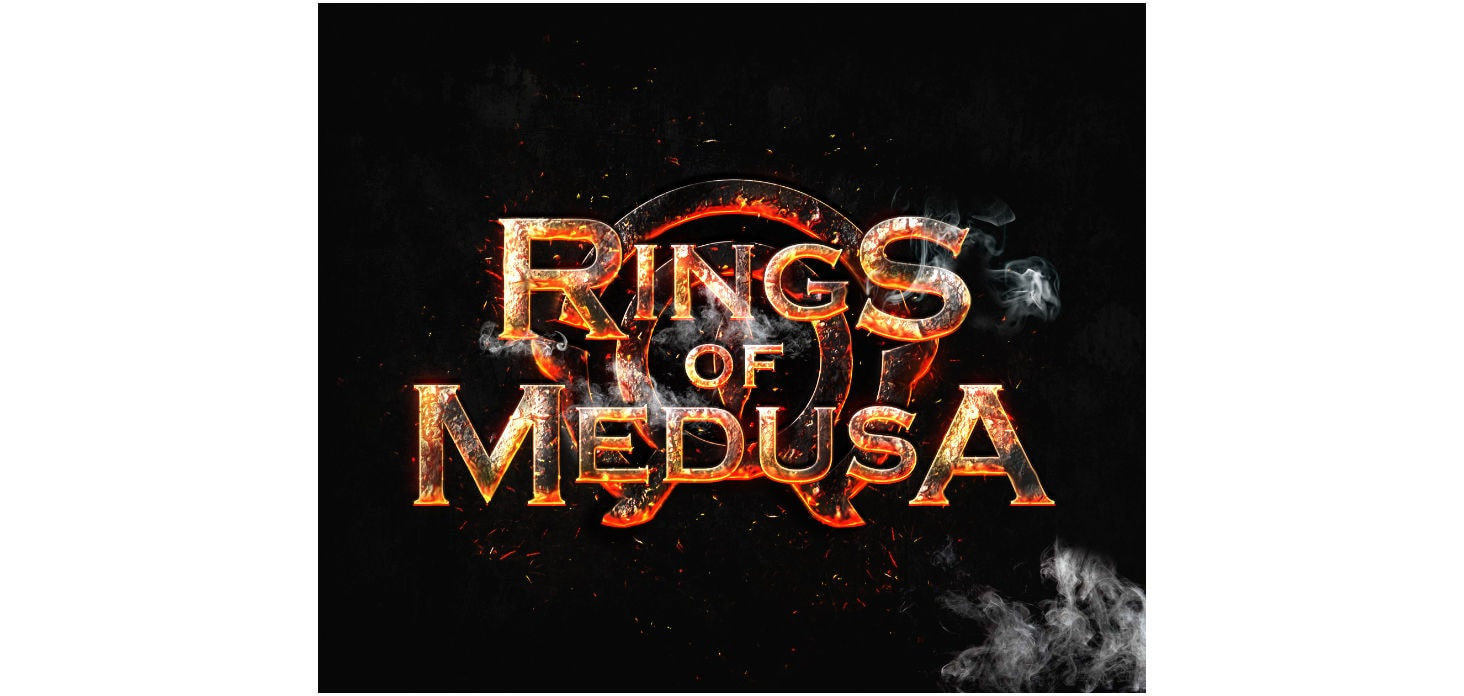 Rings of Medusa Logo